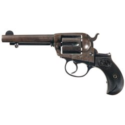 Colt Model 1877 Lightning Double Action Revolver