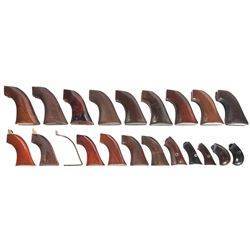 Grouping of Colt Style Grips