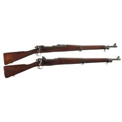 Two U.S. Bolt Action Rifles -A) U.S. Remington Model 1903 Bolt Action Rifle