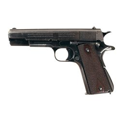 U.S. Colt Model 1911 Semi-Automatic Pistol