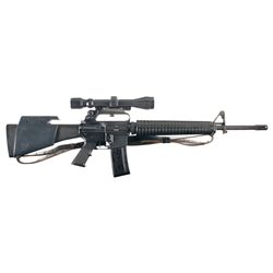 Pre-Ban Colt Sporter Match HBAR Semi-Automatic Rifle with Scope and Sling