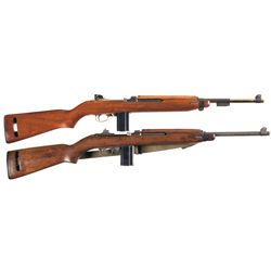 Two Semi-Automatic Carbines -A) IAI M1 Style Semi-Automatic Carbine