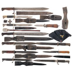German Bayonets and Edged Weapons