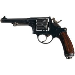 Swiss Model 1882 Double Action Revolver