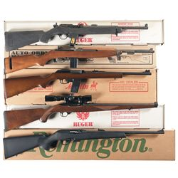 Five Boxed Sporting Semi-Automatic Longarms -A) Ruger Model PC9 Semi-Automatic Carbine