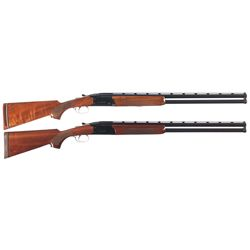 Two Remington Over/Under Shotguns -A) Remington Model 3200 Over/Under Shotgun