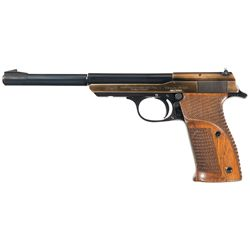 Walther Olympia Semi-Automatic Target Pistol