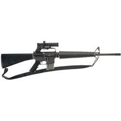 DPMS Panther A-15 Semi-Automatic Rifle with Scope and Sling