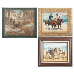 Three Paintings