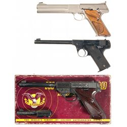 Three 22 Caliber Semi-Automatic Pistols