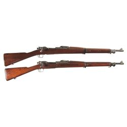 Two 1903 Bolt Action Rifles -A) Rock Island Arsenal Model 1903 Bolt Action Rifle