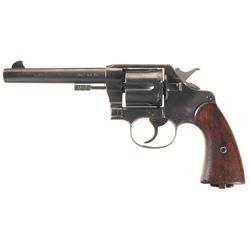 Colt U.S. Army Model 1909 Double Action Revolver