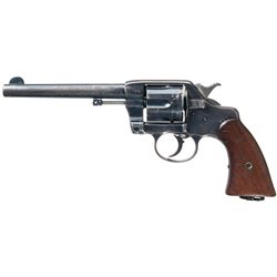 Colt U.S. Army Model 1901 Double Action Revolver