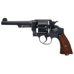 U.S. Smith & Wesson Model 1917 Double Action Revolver
