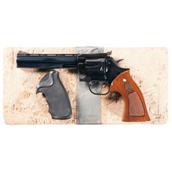 Dan Wesson Model 15-2 Double Action Revolver