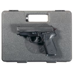 Sig Sauer P229 Semi-Automatic Pistol with Case