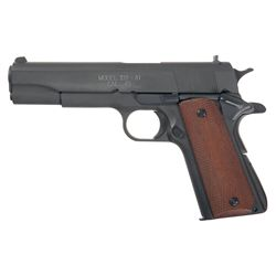 Springfield Model 1911-A1 Semi-Automatic Pistol