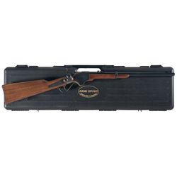 Armi Sport Reproduction Spencer Lever Action Carbine with Case