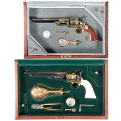 Two Commemorative Revolvers
