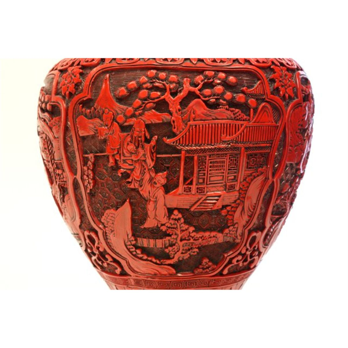 Large chinese red lacquer vase reviewsmspy