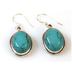7.13g Semi-Precious Stone Earrings