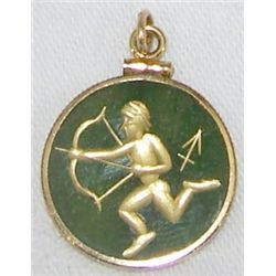 Pendant from Personal Collection of Bing Crosby.