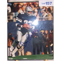 DALLAS COWBOYS TONY DORSETT AUTOGRAPHED PICTURE
