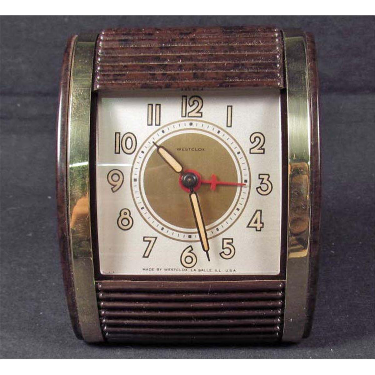 Vintage Westclox Alarm 76