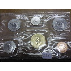 1996 CANADA PROOF LIKE SET (NO ENVELOPE)