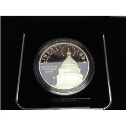 1994-S US CAPITOL PROOF SILVER DOLLAR