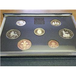 1988 UNITED KINGDOM PROOF COIN SET
