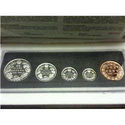 1998 CANADA 90TH ANNIVERSARY STERLING PF SET