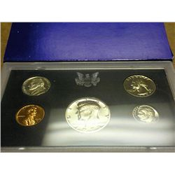 1972 US PROOF SET (WITH BOX) CRACKED CASE