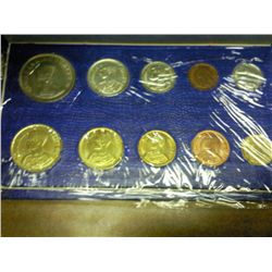 THAILAND MINT SET (AS SHOWN)