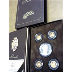 2009 LINCOLN COIN AND CHRONICLE SET