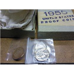 1955 US PROOF SET (WITH ORIGINAL MINT BOX)
