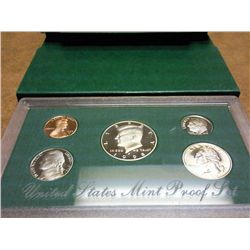 1998 US PROOF SET (WITH BOX)