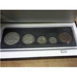 1998 CANADA 90TH ANNIVERSARY COIN SET