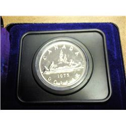 1975 CANADA DOLLAR PROOF LIKE