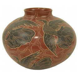 Casas Grandes Pottery Jar - Lupe Soto