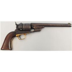Colt 1860 Army Richards Conversion