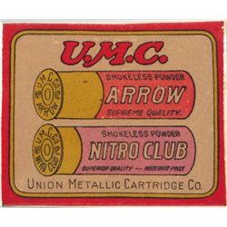 U.M.C. Nitro Club Advertising Countertop Felt