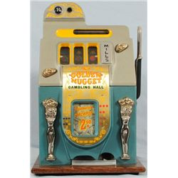 Mills Golden Nugget Penny Slot Machine