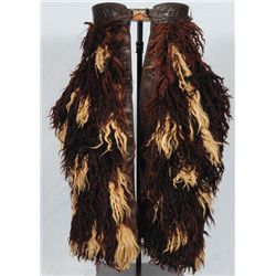 R.T. Frazier Marked Wooly Chaps