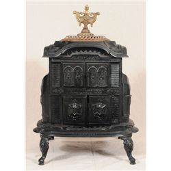 Cast Iron Stove From Jamie Maverick Estate