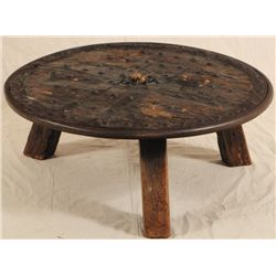 5th Century Roman Wheel Table