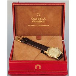 Omega Automatic Chronometer Watch