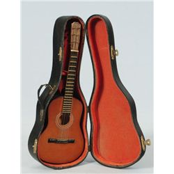 Salesman Sample Guitar in Case