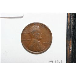 1912 Wheat Back Penny