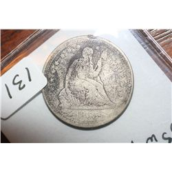 1855 W/ Arrows Quarter